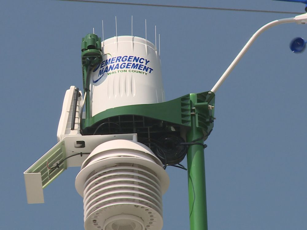 Picture of Walton County WeatherSTEM Unit